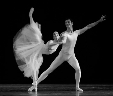 芭蕾舞的八个技巧