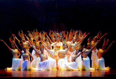 巴黎歌剧院芭蕾舞团 广州演出gala《爱神之舞》